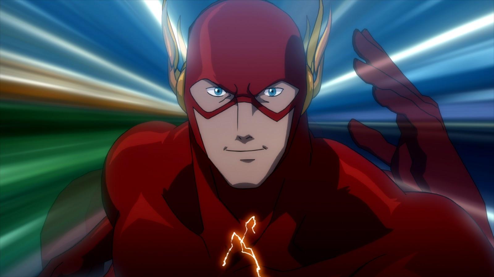 Animação da DC 'Justice League: The Flashpoint Paradox' ganha novo clipe    Estação Geek