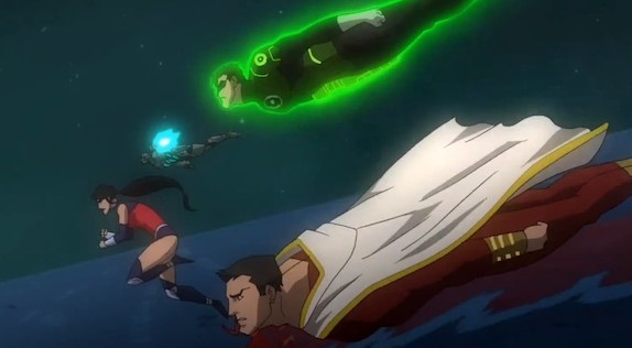 Justice League War (3)